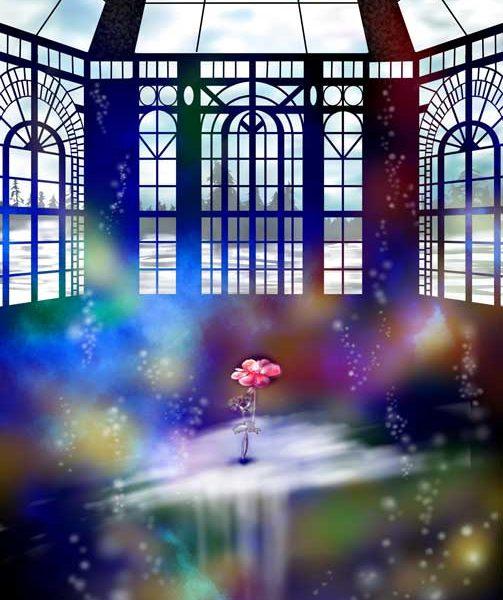 【物語のはじまり】展「アネモネが咲いた日」